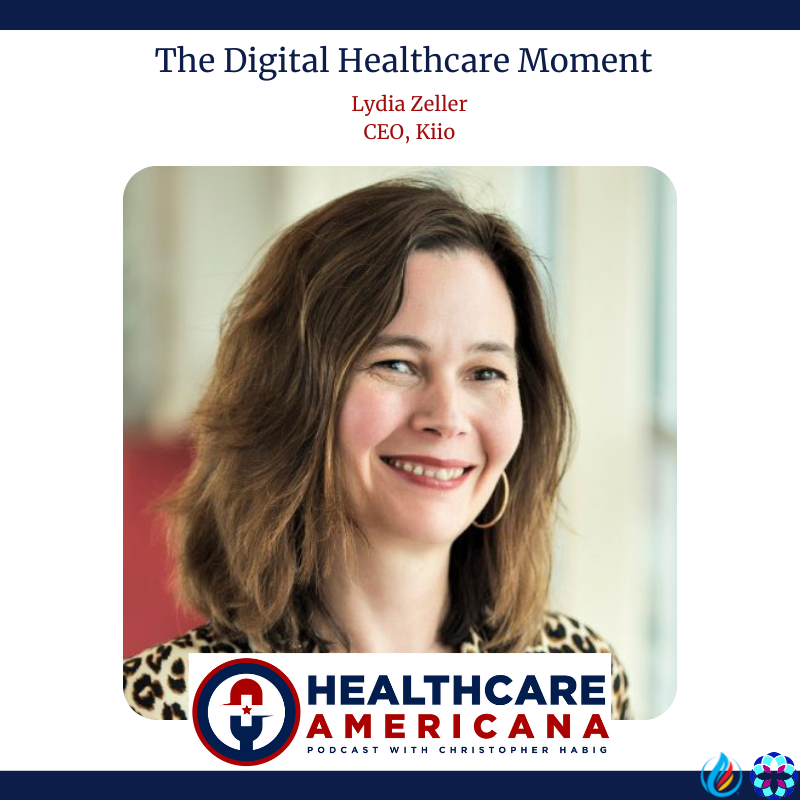 The Digital Healthcare Moment